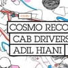 affiche COSMO Records : Cab Drivers live, Adil Hiani & Yes'in