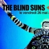affiche Concert : BAD PILÖT + 1ère partie The Blind Suns