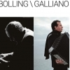affiche BOLLING / GALLIANO - ORCHESTRE LAMOUREUX