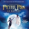 affiche PETER PAN - LES BALLETS DE FRANCE