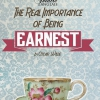 affiche THE REAL IMPORTANCE - OF BEING EARNEST