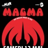 affiche MAGMA - THE ENDLESS TOUR 2016/2017