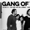 affiche Gang Of Youths @ Le Pop Up du Label