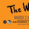 affiche Club Psychedelia : The Wytches / Free -  Supersonic