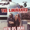 affiche THE LIMINANAS - 1ère partie : The Sore Losers