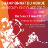 affiche #34 REPUBLIQUE TCHEQUE / SLOVENIE - ICE HOCKEY WORLD CHAMPIONSHIP 2017