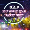 affiche B.A.P - 2017 WORLD TOUR