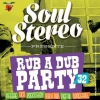 affiche RUB A DUB PARTY #32