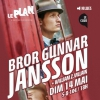 affiche BROR GUNNAR JANSSON + WILLIAM Z. VILLAIN