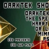 affiche Darktek Showcase #1 w/ Darktek - The Speed Freak - Harry Potar