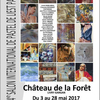 affiche 4e Salon International de Pastel de l'Est Parisien