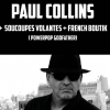 affiche Paul Collins + Soucoupes Violentes + French Boutik