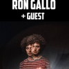 affiche RON GALLO + GUEST