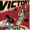 affiche VICTORY + OUTREAU + BROMURE