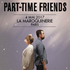 affiche PART-TIME FRIENDS