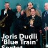 affiche Joris Dudli « Blue Train » Sextet