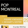 affiche Pop Montreal Off : Pierre Kwenders + Mozart's Sister @ Popup!