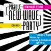 affiche PIGALLE NEW-WAVE PARTY : KOREJSKI + KLASS-X + GFRED