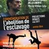 Projections-débats commémorations de l'abolition de l'esclavage