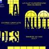 Illumination du parc de La Chevrette - Nuit des Musées 2017
