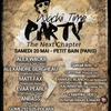 affiche Wackii Time Party - The Next Chapter