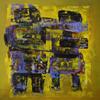Jhonny Blanco-« Échos de Tiwanaku »