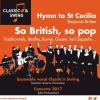affiche So British, so pop - Fête de la Musique 2017