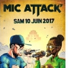 affiche Mic Attack #7 - Davodka x Mr Williamz x Kohndo x Upfull Posse