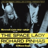 affiche The Space Lady + Richard Pinhas + Moon Gogo