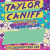 affiche TAYLOR CANIFF FEAT. CHRIS MILES & COLBY JAMES