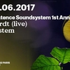 affiche OVERGROUND : Latence Soundsystem/ 1 an w/ Christian Burkhardt, Latence Soundsystem, Sacré Coeur