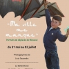 affiche VERNISSAGE : MA VILLE ME MANQUE, PORTRAITS DE DEPLACES DE MOSSOUL