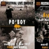 affiche FESTIVAL LIVE ENERGY