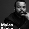affiche Myles Sanko « Just Being Me »