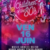 affiche CHILDREN OF THE 80'S