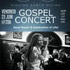 affiche Concert Gospel Singing Earth Divine