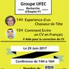 Conférence Recherche d'Emploi et Correction CV #1