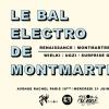 Le bal électro de Montmartre - Fête de la Musique 2017