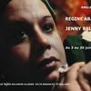 Angle d'art présente Régine Abadia, Jenny Bel'Air. Installation photographique.