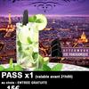 AFTERWORK JEUDI SUR LES TOITS DE PARIS (TERRASSE GEANTE, BARBECUE, CLUB INTERIEUR)