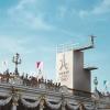 Paris en Mode Journées olympiques: Le PLONGEOIR