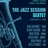 affiche The Jazz Session SEXTET with Alain Jean Marie