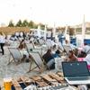 L'été de Levallois - bar / plage éphémère à Levallois-Perret