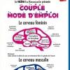 COUPLE MODE D'EMPLOI