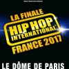 affiche HIP HOP INTERNATIONAL