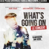 affiche WHAT'S GOING ON - LE CONCERT