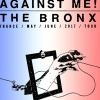 affiche AGAINST ME ! + THE BRONX