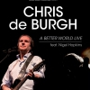affiche CHRIS DE BURGH - & NIGEL HOPKINS