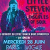 affiche LITTLE STEVEN - & The Disciples Of Soul