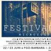 FESTIVAL WALDEN- NAIM AMOR + FREDDA + NICOLAS PAUGAM + JEROME CASTEL